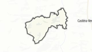 Карта / Rozès