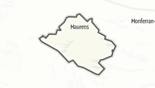 Карта / Maurens