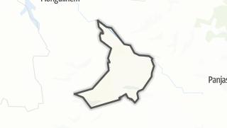 Карта / Monlezun-d'Armagnac