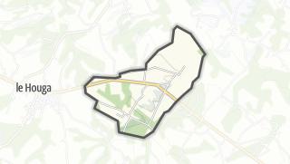 Карта / Perchède