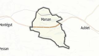 Карта / Marsan