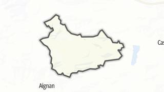 Карта / Margouët-Meymes