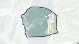 Térkép / Cier-de-Luchon