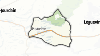 Карта / Pujaudran