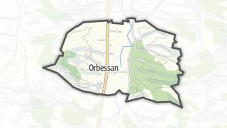 Карта / Orbessan