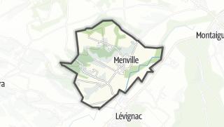 Térkép / Menville