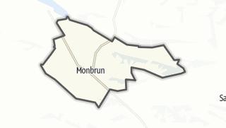 Карта / Monbrun