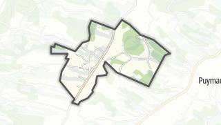 Карта / Monbardon