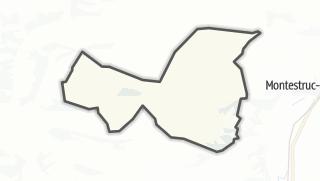 Карта / Préchac