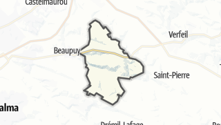 Térkép / Lavalette