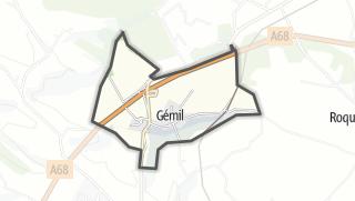 Térkép / Gémil