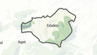 Térkép / Estadens