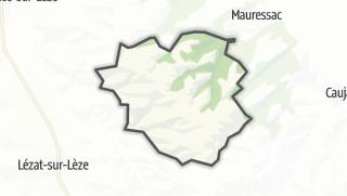 Térkép / Esperce