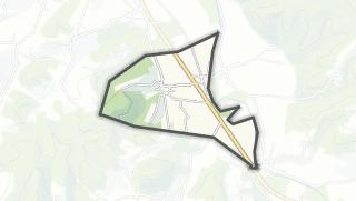 Térkép / Castagnède