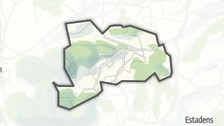 Térkép / Couret