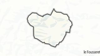 Térkép / Castelnau-Picampeau