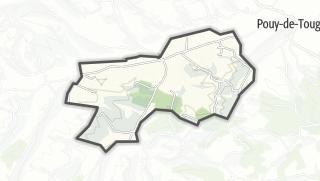 Térkép / Casties-Labrande