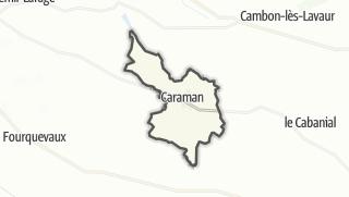 Térkép / Caraman