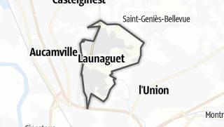 Térkép / Launaguet
