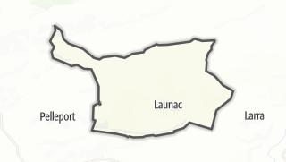Térkép / Launac