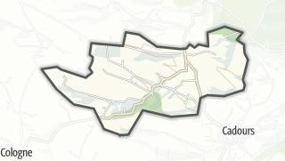 Térkép / Laréole