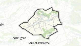 Térkép / Larcan