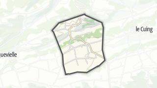 Térkép / Loudet