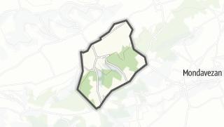Térkép / Lescuns
