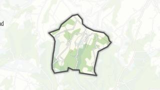 Térkép / Gouzens