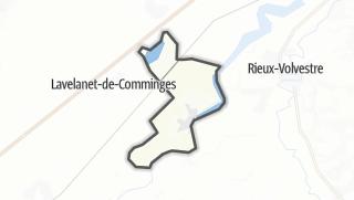 Térkép / Saint-Julien-sur-Garonne