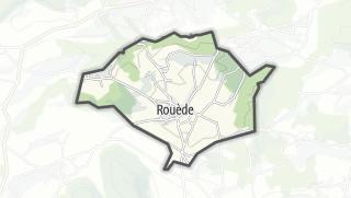 Térkép / Rouède