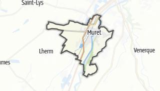 Térkép / Muret