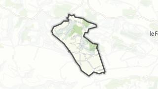 Térkép / Montoussin