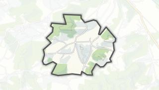 Térkép / Montgaillard-de-Salies