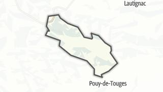 Térkép / Montastruc-Savès
