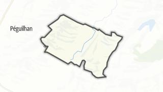Térkép / Montbernard