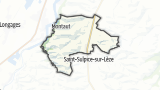 Térkép / Montaut