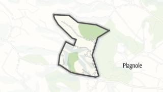 Térkép / Monès
