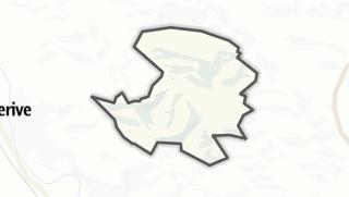 Térkép / Mauvaisin