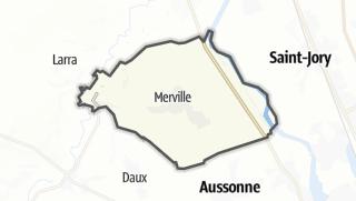 Térkép / Merville