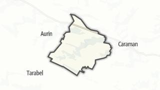 Térkép / Maureville