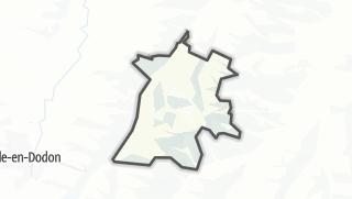 Térkép / Martisserre