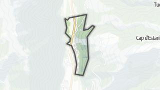 Térkép / Salles-et-Pratviel