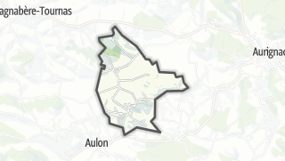 Térkép / Peyrouzet