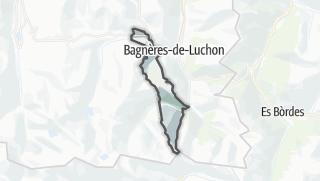 Térkép / Saint-Aventin