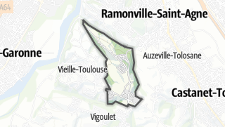Térkép / Pechbusque