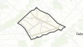 Térkép / Saint-Pé-Delbosc