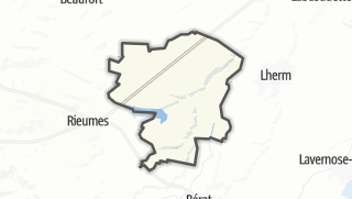 Térkép / Poucharramet