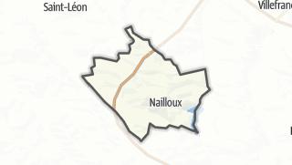 Térkép / Nailloux