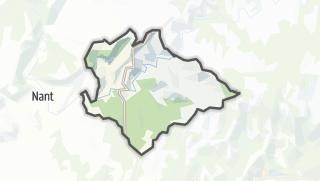 Hartă / Saint-Jean-du-Bruel